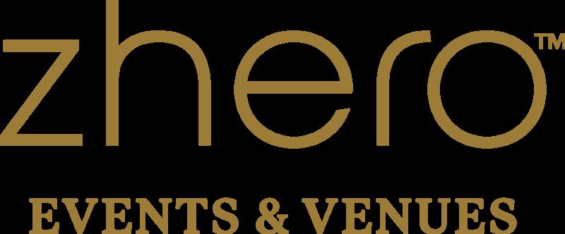 Zhero Event & Venue Management Logo
